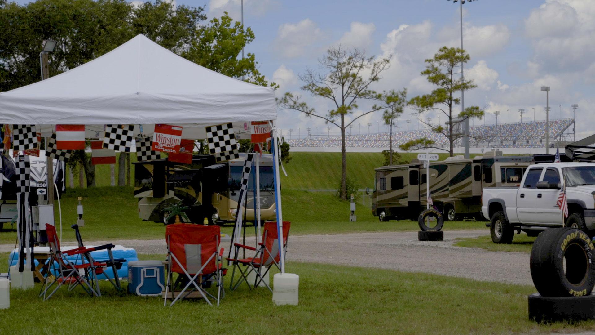 Daytona International Speedway Virtual Tour